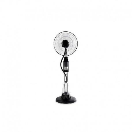 Ventilador de suelo vaporizador con mando