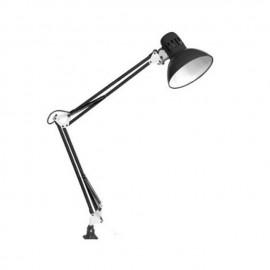 Lámpara Flexo Arquitecto Negro