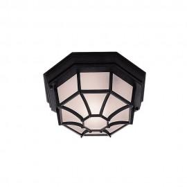 Lámpara plafón exterior Porche