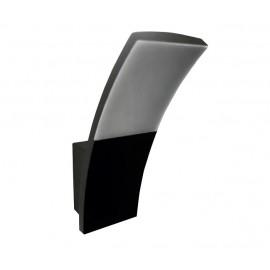 Lámpara aplique exterior pared led 6w