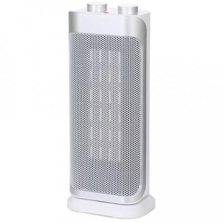 Calefactor vertical giratorio