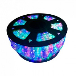 Tubo Led flexible 50 metros 18 w RGB 300 leds