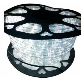 Tubo de led flexible 50 metros 18w 300 leds