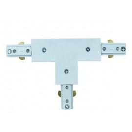 Conector carril focos en forma de T Masta