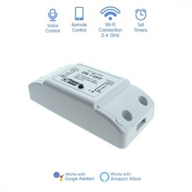 Interruptor Smart 2200 w App Tuya, amazon alexa, google asistant