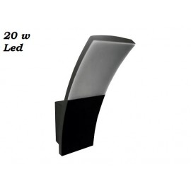 Lampara aplique ext pared 20 w led 2074101