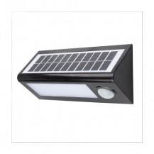 Lampara Aplique Solar 8w Led con placa solar