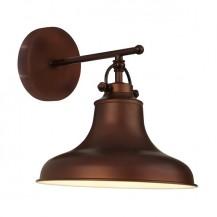 Lámpara aplique pared industrial 1l Dallas