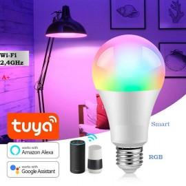 Bombilla 10 w led Standard Smart RGB