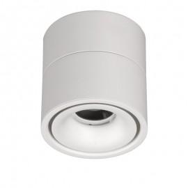 Lampara foco 13w led orientable superficie Incol