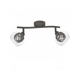 Lámpara regleta dos luces Floki