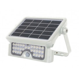 Proyector Led Solar 5w con sensor crepuscular y presencia