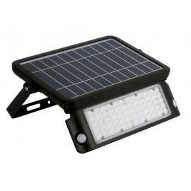 Proyector de Led Solar 10 w con sensor crepuscular y de movimiento