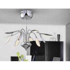 Lámpara Led de techo 10 luces Lucila