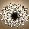 Lámpara plafón diseño 56 w led Ibone