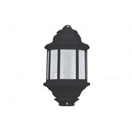 Lámpara aplique farol pared 207344 doble portalamparas
