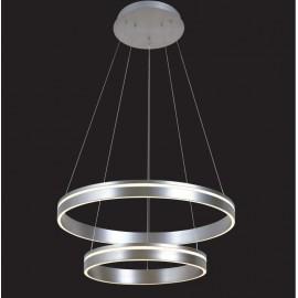 Lámpara diseño aros 110 w led