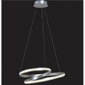 Lámpara diseño 50w led elipse