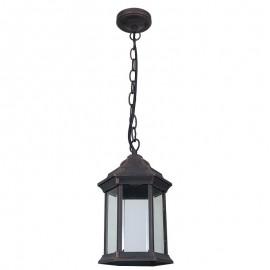 Lámpara Farol colgante exterior