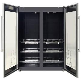 Cabina de desinfección TokIo UVC, Ozono y calor
