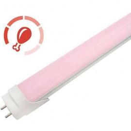 Tubos LED T8 PINK Efficiency - G13 especial cárnico