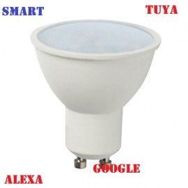 GU10 LightED Wifi Smart CCT 5 w LED