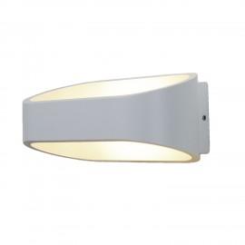 Lámpara aplique pared 9w led IP 54 exterior Morfeo