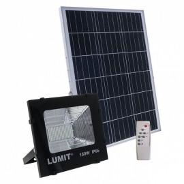 Lámpara proyector solar 150 w led 6500 k