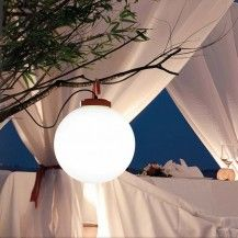 Lámpara Portatil Exterior Nuk