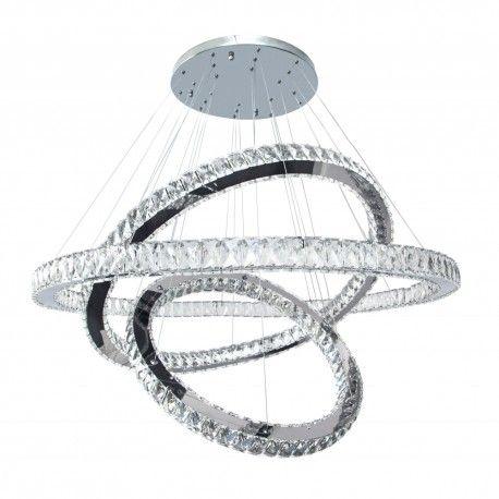 Lámpara de techo de Led 140 w brillante cr