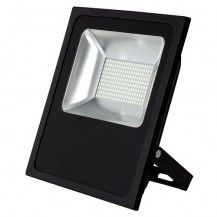 Proyector Led 100 w quiron negro