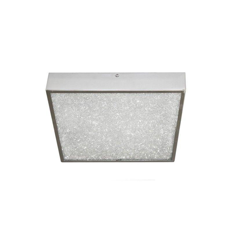 Plaf n de techo de led diamante somontano luz for Plafon led techo