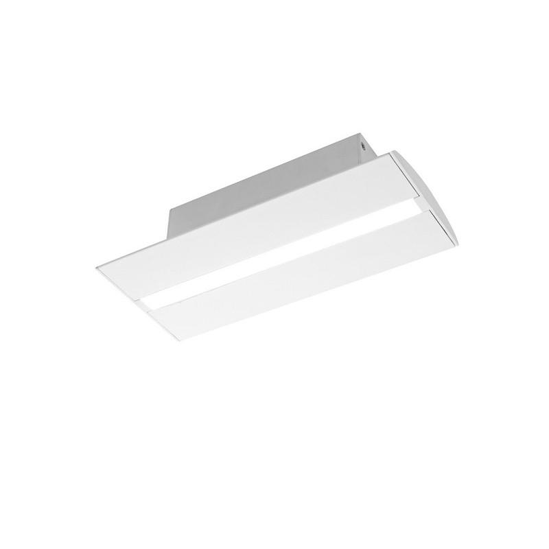 Plafon de techo led wanda i somontano luz for Plafon led techo